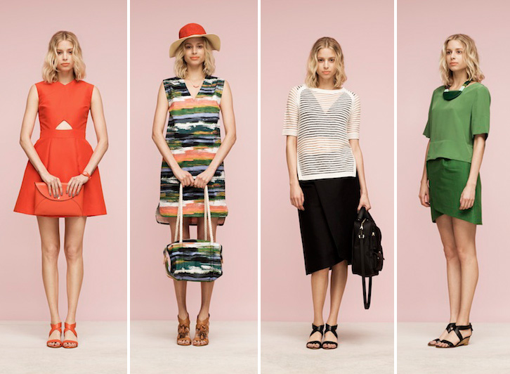 Kate Spade Saturday's Pre-Fall 2014