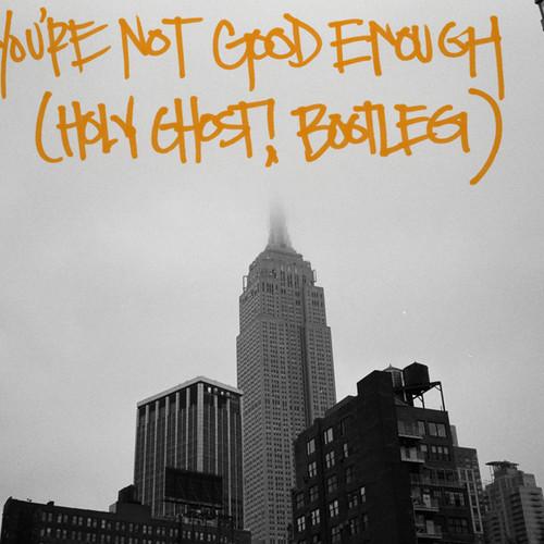 Blood Orange Holy Ghost! Bootleg