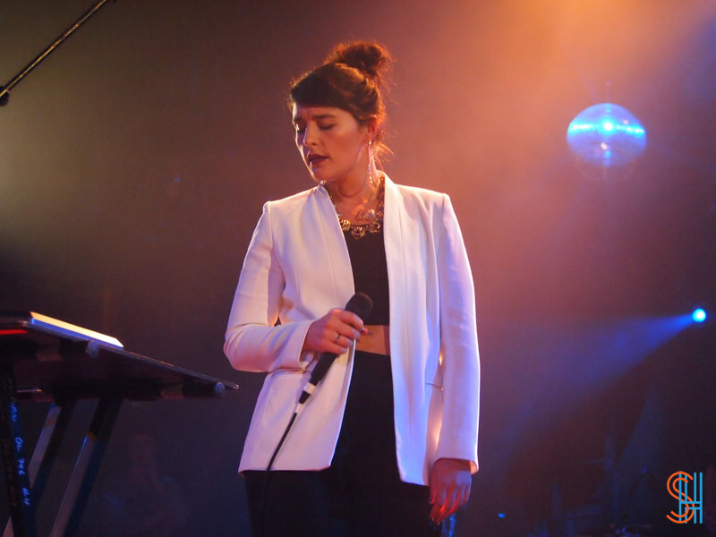 Jessie Ware Toronto 2013