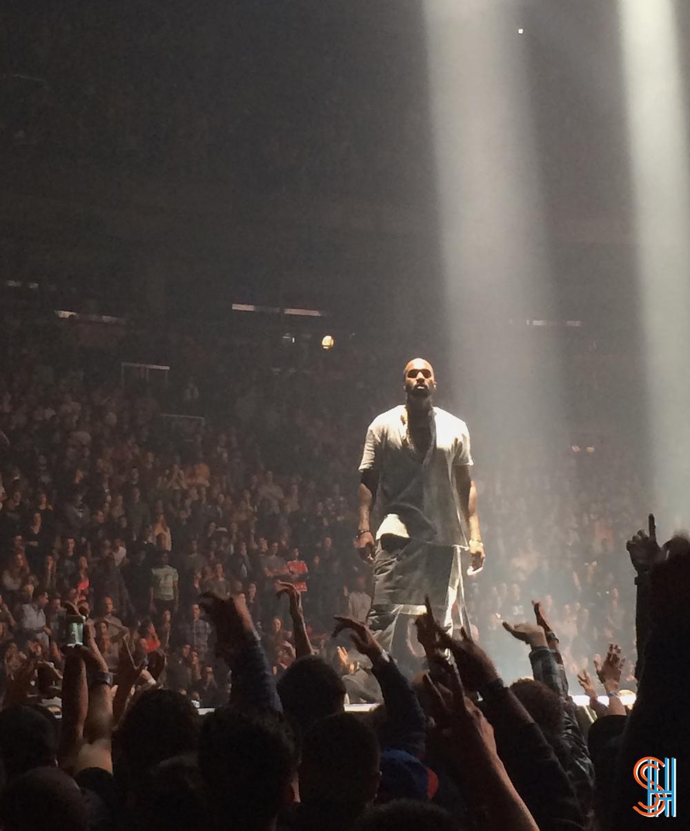 Kanye West Yeezus December ACC 2013-2