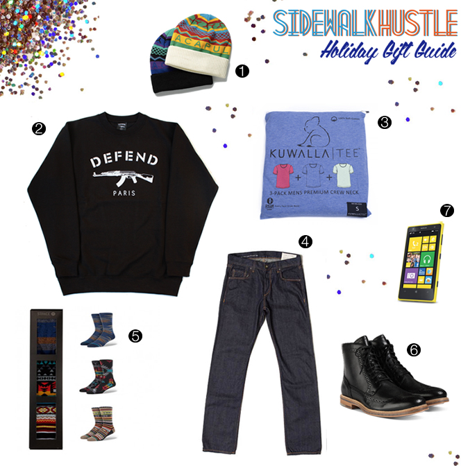 a1e0f8b0fe3f 2013 Men s Holiday Gift Guide