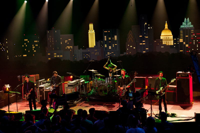 Queens of the Stone Age full concert at the Austin City Limits Theatre