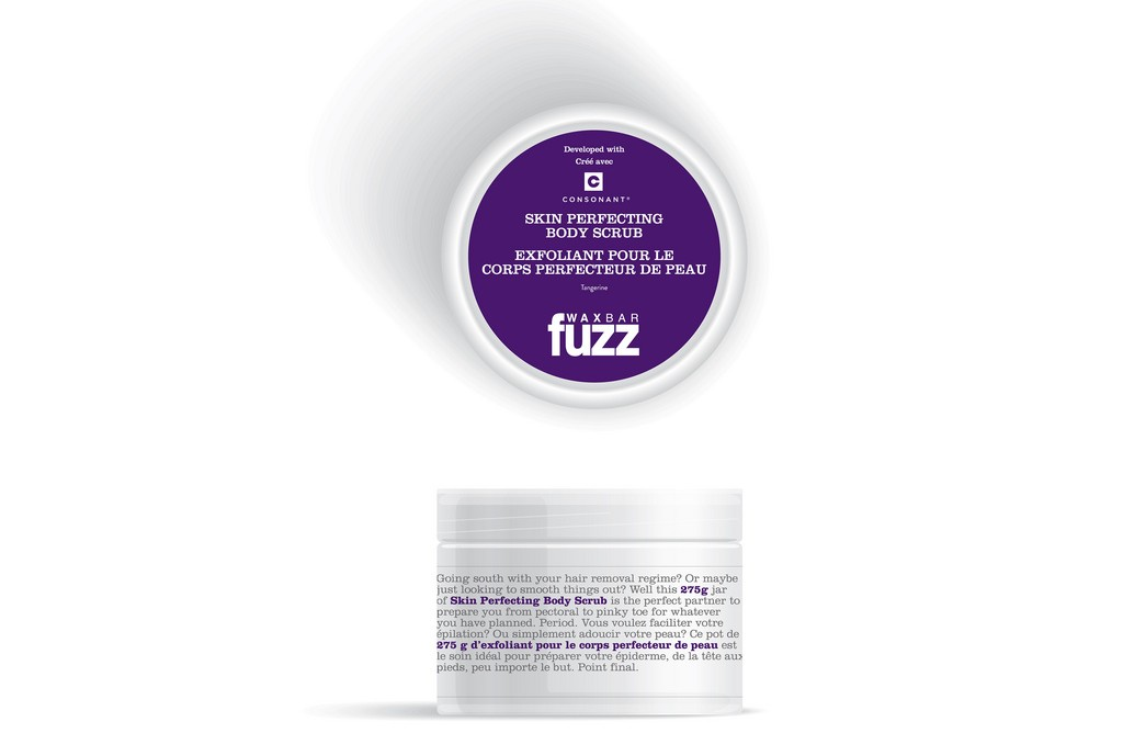 Consonant Skincare Skin Perfecting Body Scrub