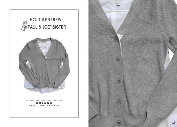 Paul & Joe Sister Spring 2014-11