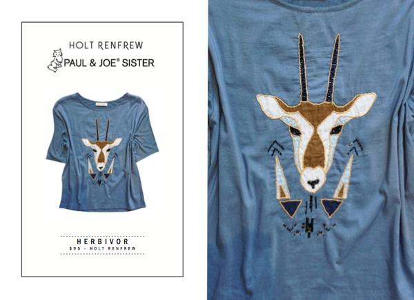 Paul & Joe Sister Spring 2014-16