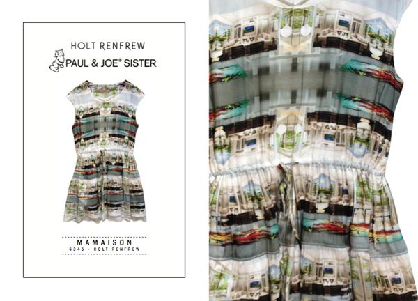 Paul & Joe Sister Spring 2014-21