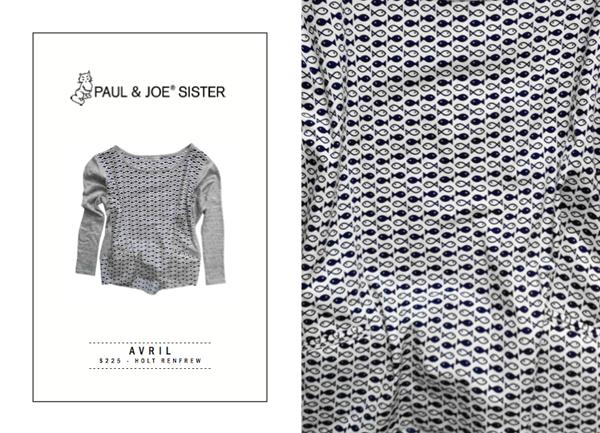 Paul & Joe Sister Spring 2014-24