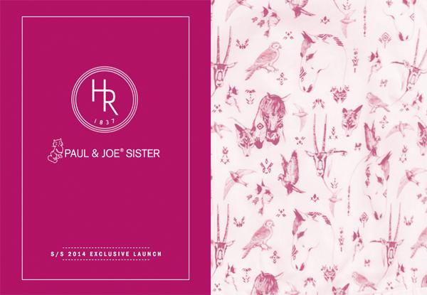 Paul & Joe Sister Spring Summer 2014-2