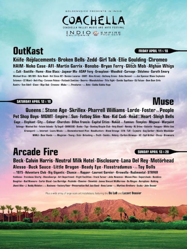 Coachella 2014 Official