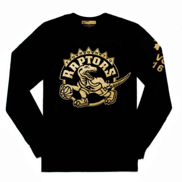 Drake Night OVO x Raptors Collaboration T-Shirt | Sidewalk ...