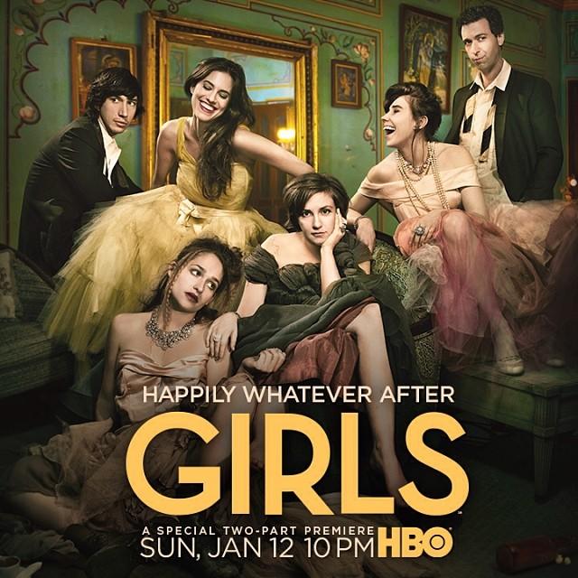 GIRLS HBO Season 3