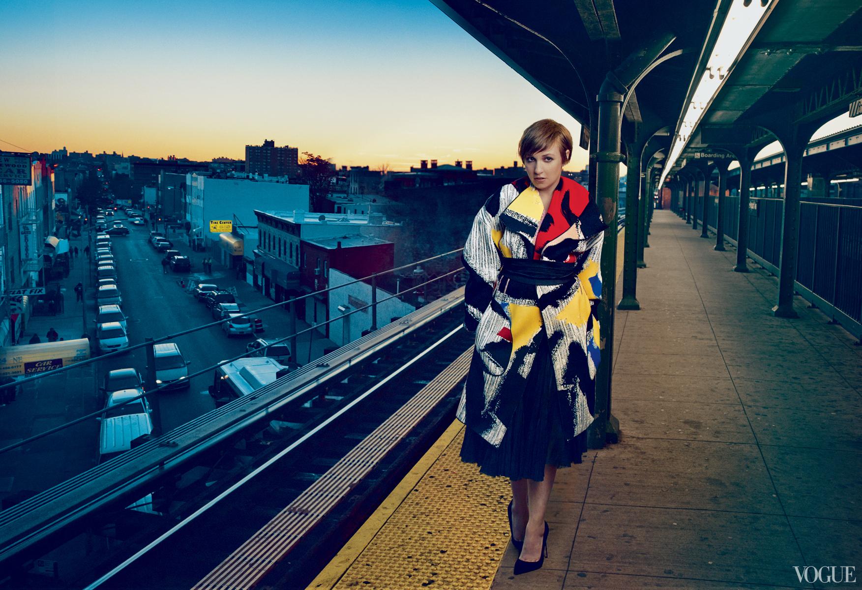 Lena Dunham for Vogue February 2014-6