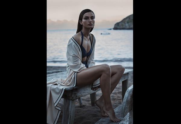 Andreea Diaconu for WSJ Magazine February 2014-2