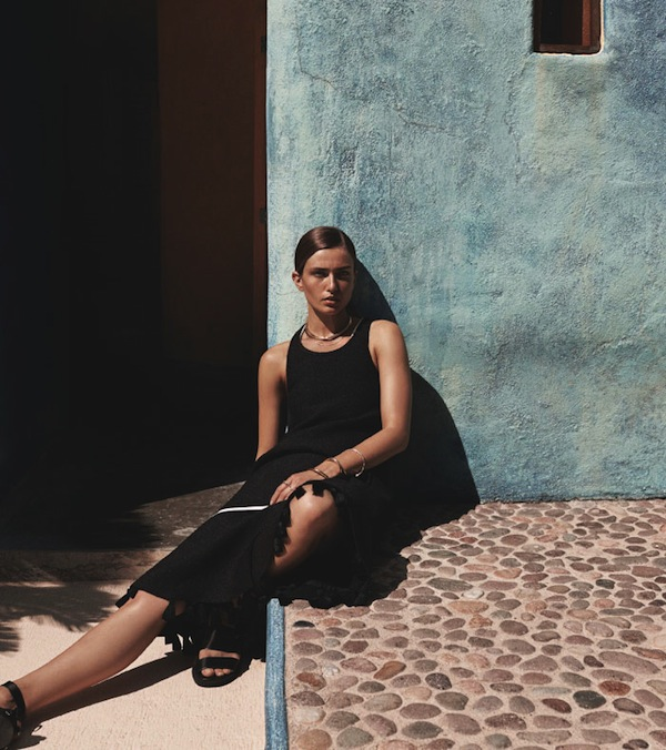 Andreea Diaconu for WSJ Magazine February 2014-9