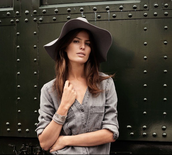 Cameron Russell for H&M-5