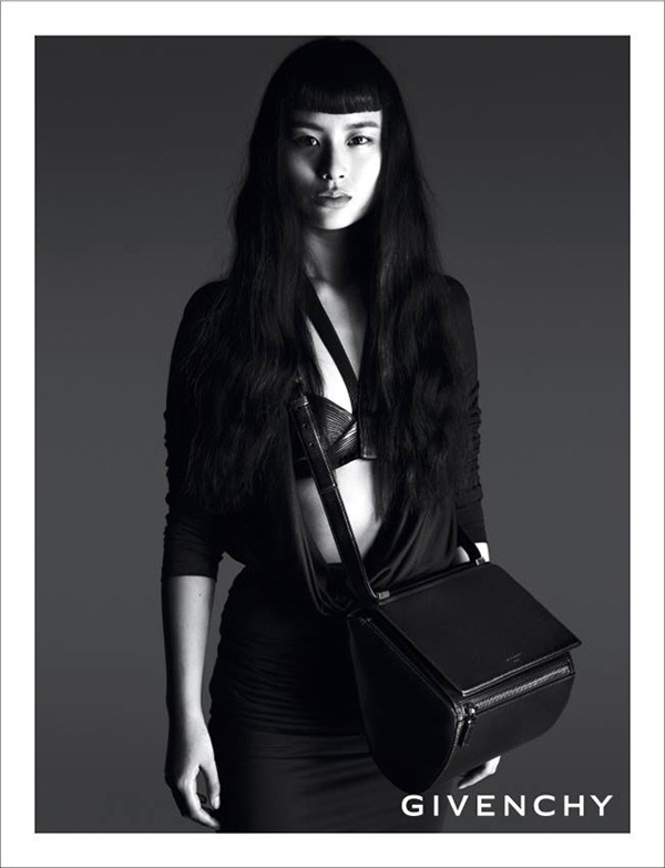 Givenchy SpringSummer 2013 Campaign