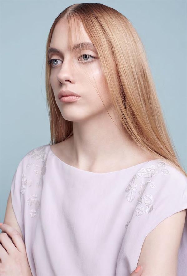 Isabell de Hillerin Spring Summer 2014 Lookbook-2