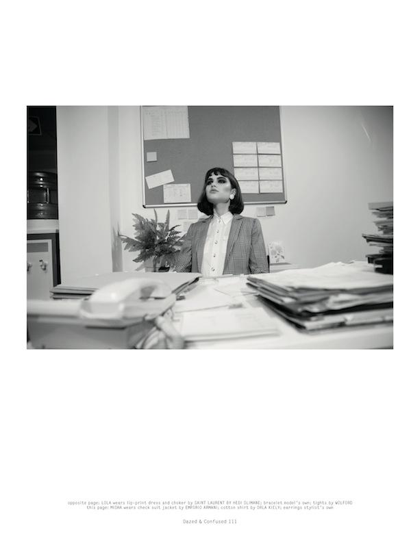 Working Girl Dazed & Confused February 2014-3