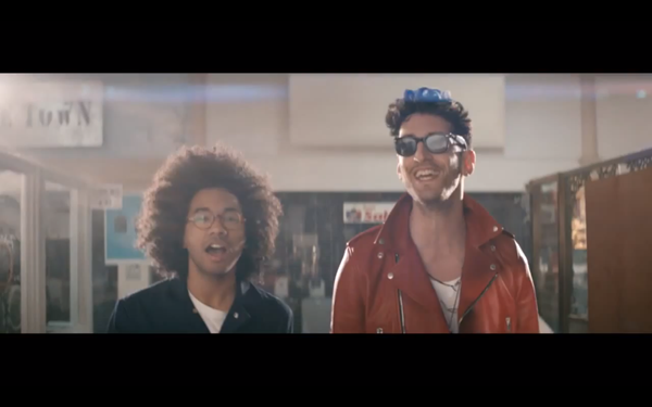 Chromeo featuring Toro Y Moi Come Alive Music Video