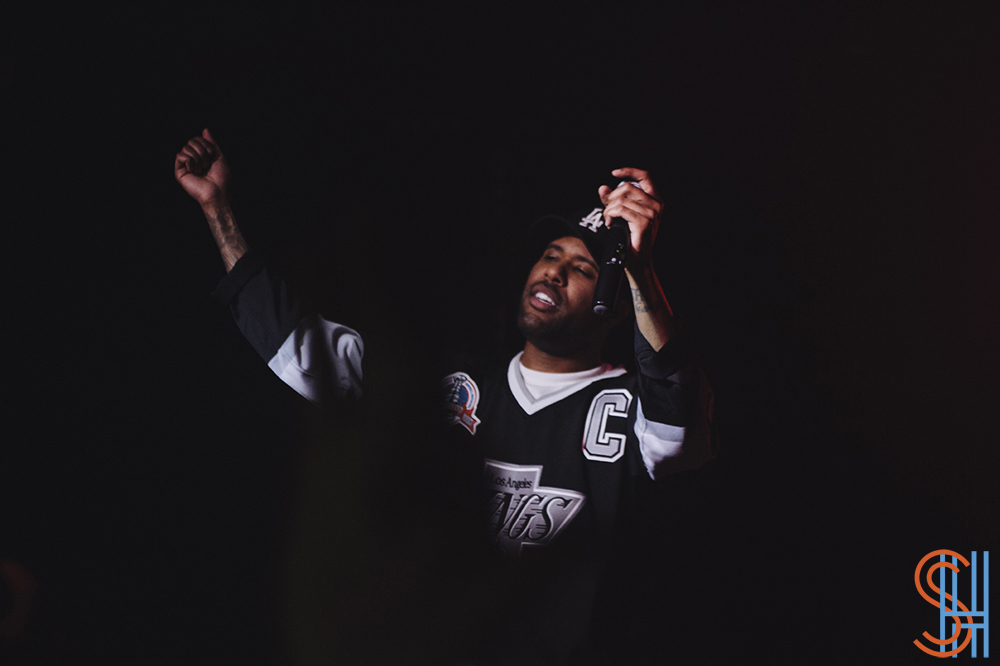 Dom Kennedy at The Hoxton Toronto - 8