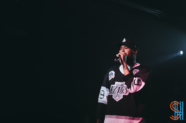 Dom Kennedy at The Hoxton Toronto