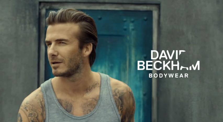 David Beckham for H&M Super Bowl Ad