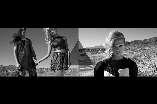 En Noir Spring Summer 2014 Lookbook