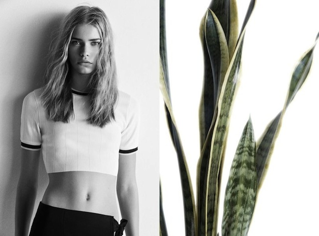 Zara Spring 2014 Lookbook-2
