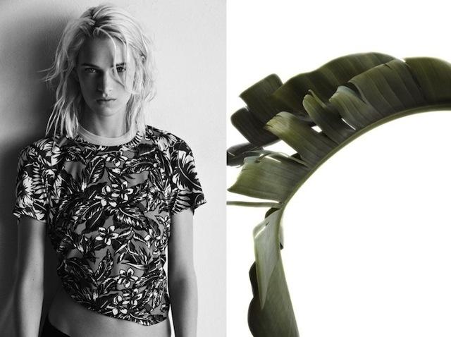 Zara Spring 2014 Lookbook-4