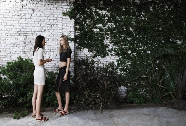 Zara Spring 2014 Lookbook-7