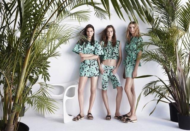 Zara Spring 2014 Lookbook