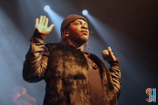 Pusha T Danforth Music Hall Toronto Feb 2014-4