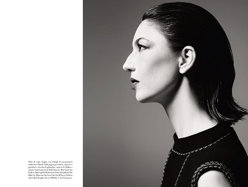 Sofia Coppola for Vogue Italia February 2014-4