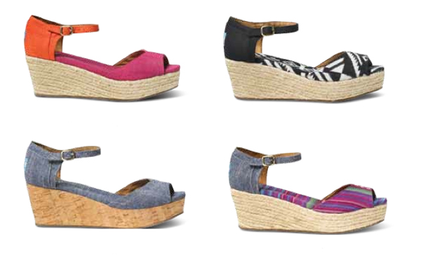 TOMS Spring 2014 Preview