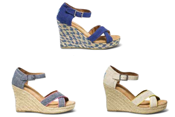 TOMS Spring Summer 2014 Preview