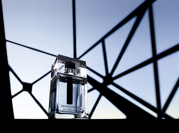 Dior Homme Eau for Men Fragrance Campaign