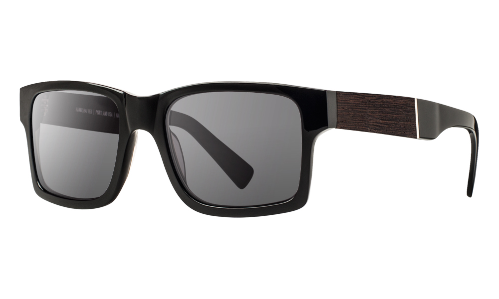 82d09b7b5a4 ... Shwood Fifty Fifty Sunglasses Collection - Haystack Ebony ...