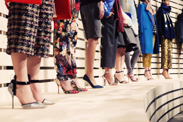 New York Fashion Week J.Crew Fall 2014-2