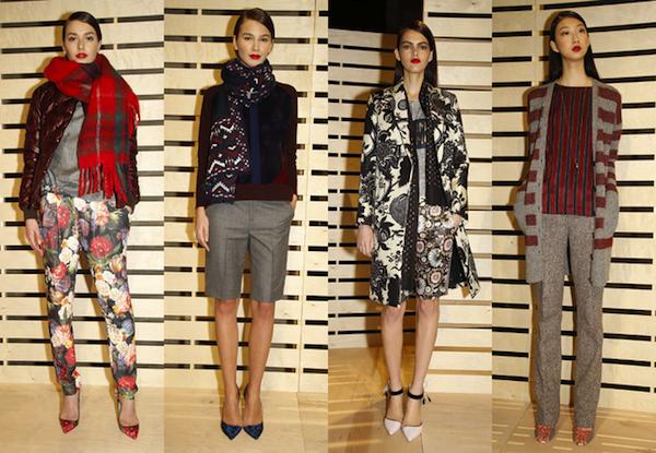 New York Fashion Week J.Crew Fall 2014-4