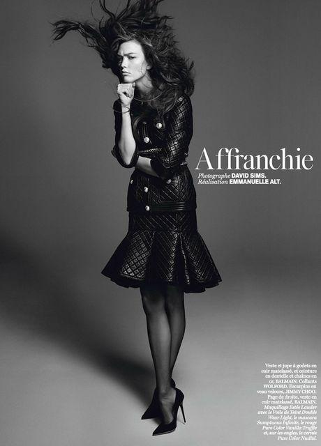 Karlie Kloss for Vogue Paris March 2014-2