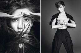 Karlie Kloss for Vogue Paris March 2014