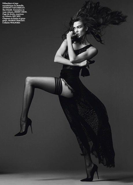 Karlie Kloss for Vogue Paris March 2014-4