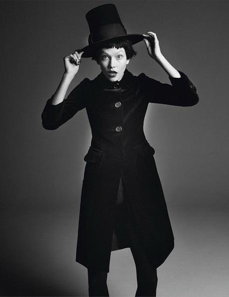 Karlie Kloss for Vogue Paris March 2014-5