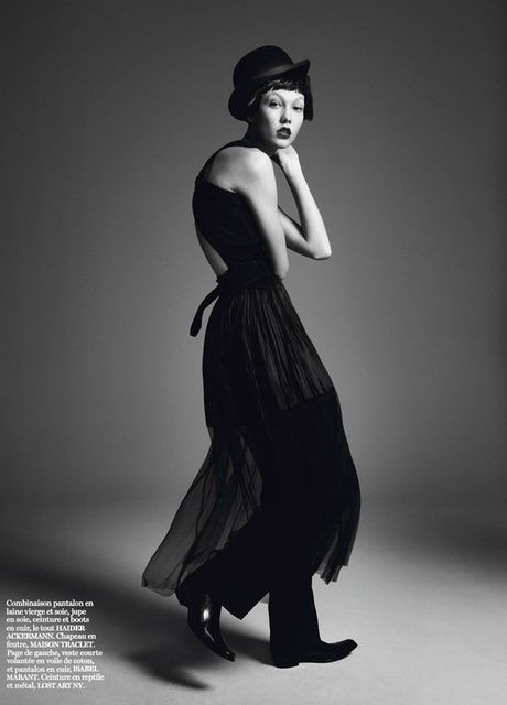 Karlie Kloss for Vogue Paris March 2014-7