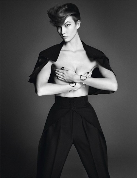 Karlie Kloss for Vogue Paris March 2014-8