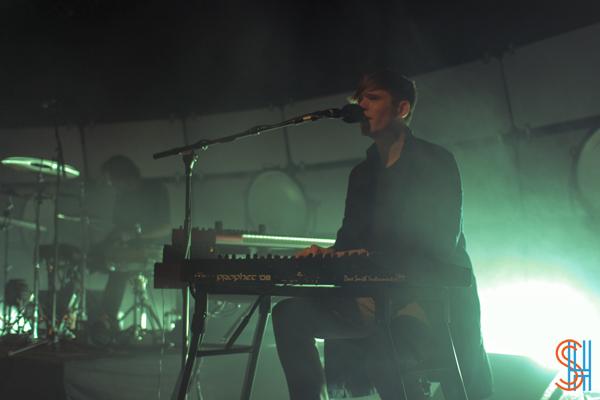 James-Blake-Kool-Haus-Toronto-2013 Kendrick Lamar