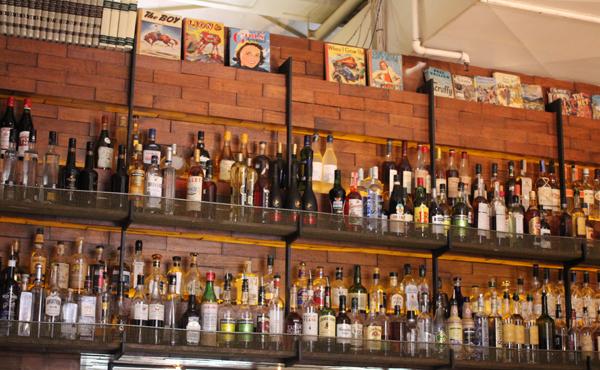 Cookie Cocktail Bar Melbourne, Australia-5