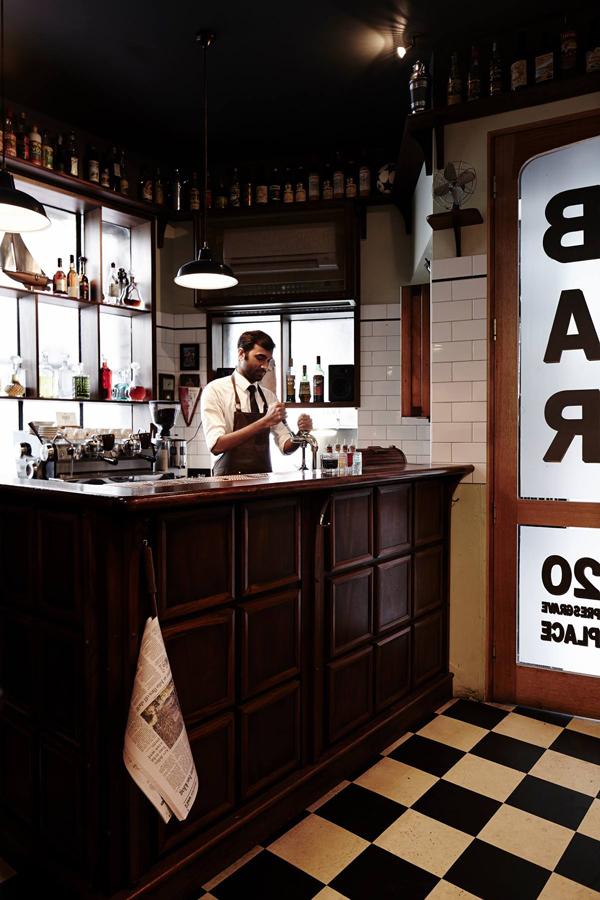 Bar Americano Melbourne, Australia-2