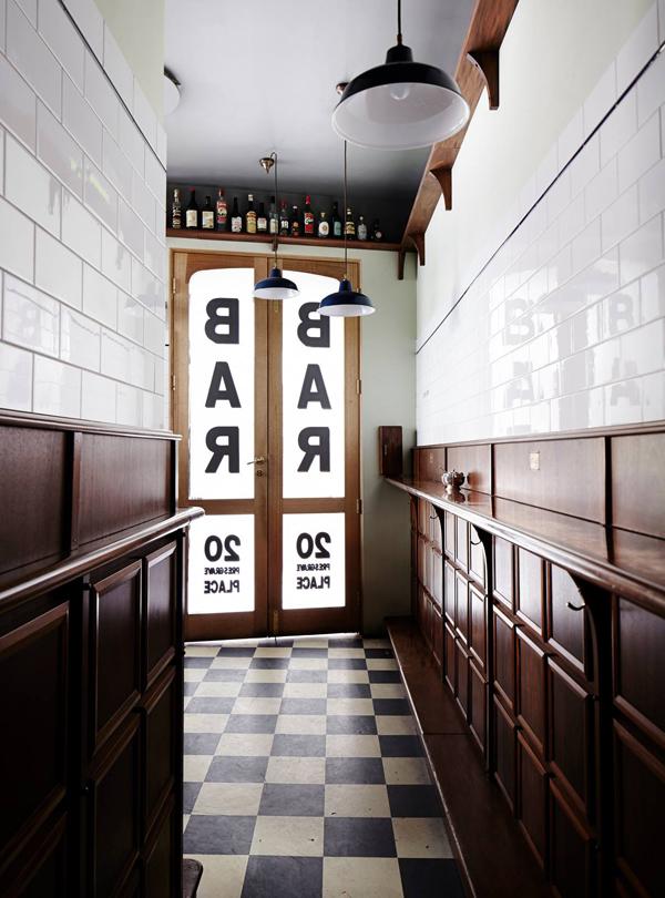 Bar Americano Melbourne, Australia