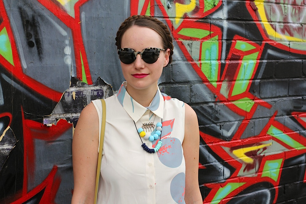 What I Wore Laneways Collingwood Melbourne-2